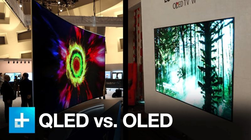 Samsung VS LG OLED TVs and Which Is Better