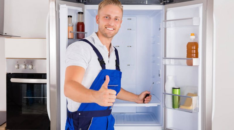 refrigerator repair and maintenance
