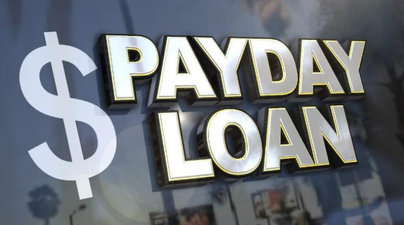 Payday loans: Benefits of a credit card