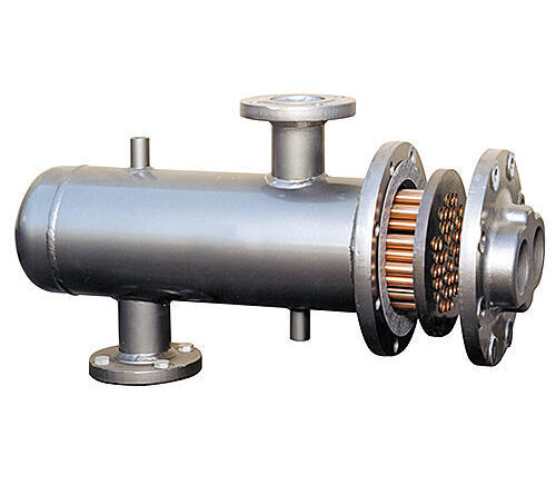 Shell and tube heat exchangers in UAE